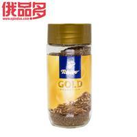 绮吧 奇堡 金牌咖啡 速溶 圆柱形95克瓶装