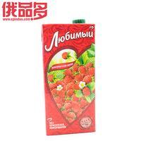 喜爱小草莓味饮料 0.95