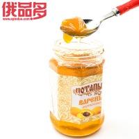 波塔贝奇牌 果酱(杏口味)玻璃瓶装375g