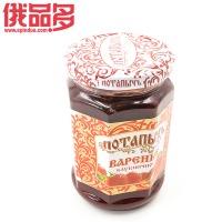 波塔贝奇牌 果酱(草莓口味)玻璃瓶装375g