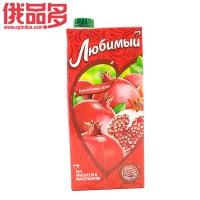 喜爱石榴味饮料 0.95L