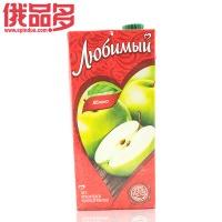 (喜爱)青苹果味饮料 0.95L