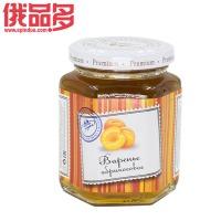 六楞瓶 杏味 果酱 瓶装 230g