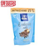 绮吧 奇堡 浓香咖啡150克袋装(蓝色)