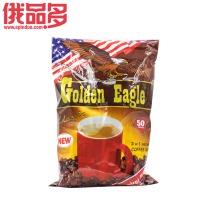 鹰牌 金牌咖啡 3合1 袋装(1000g 50包)