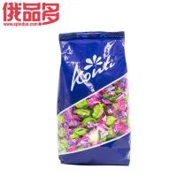 Konti罗尼牌浆果味水果软糖 夹心果冻糖 qq糖 橡皮糖 1000g