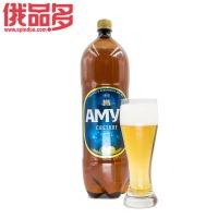 C阿穆尔 淡色啤酒塑料瓶2.3L