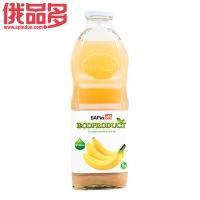 Off香蕉饮料 果汁 玻璃瓶装 1.0L /