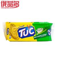TUC闲趣饼干 酸奶油和洋葱口味 100g