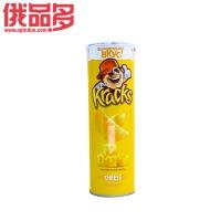 Kracks 薯片 辣椒味 桶装 160g