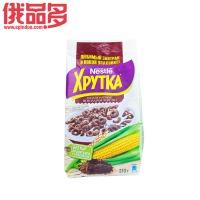 Nestle雀巢 酥脆营养早餐 混合禾类巧克力圈口味 即食 210g