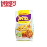 Nestle雀巢 酥脆营养早餐 混合禾类蜂蜜球口味 即食 230g