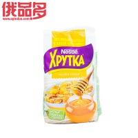 Nestle雀巢 蜂蜜味酥脆营养早餐 即食玉米片 300g