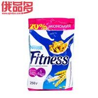Nestle雀巢Fitness纤怡酥脆营养早餐 即食小麦片 250g