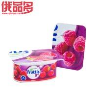 果肉益生菌酸奶  (马林果口味)8%酸奶