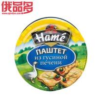哈米牌 鹅肝酱 铁罐装 250g