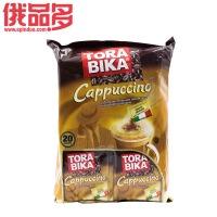 TORA BLKA牌 卡布奇诺速溶咖啡(500g 20包,加咖啡粉包) 袋装