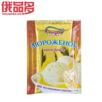 每一天 制作奶油布丁口味冰激凌料 55g