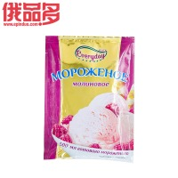 每一天 制作马琳果味冰激凌料 55g