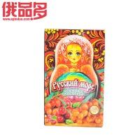 娃娃头 蔓越 红莓苔子和沙棘果口味果汁 礼盒装 3升装