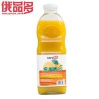 Off橙汁饮料 果汁 玻璃瓶装 1.0L