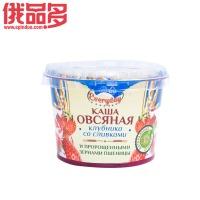 每一天 燕麦粥 草莓小麦口味 43g