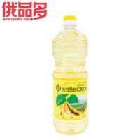 营养大豆油 非转基因 维生素E、F一级豆油1L烘培原料 桶装 1升