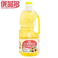 王冠 冠丰精炼葵花籽油1.7L