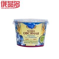 每一天牌 燕麦粥 奶油越橘口味 桶装 纯天然 43g