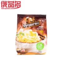 土豆先生 土豆泥 速食品 原味 (袋装 每袋约4份量)100g/