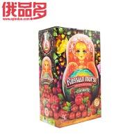 娃娃头 蔓越 酸果蔓果汁 礼盒装 3升装