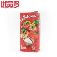 喜爱 西红柿海盐汁果汁饮料 0.95L