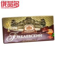 巴巴耶夫 高质巧克力100g