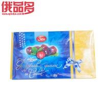洁雅 巧克力果糖仁李子口味250g