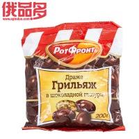 乐福隆 巧克力果仁糖 200g