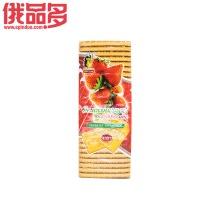 小刺猬草莓味饼干