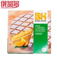BH橙子味夹心蛋糕550g