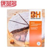 BH焦糖味夹心蛋糕550g