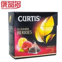 格雷伯爵 木槿和马琳果口味果茶 34g(20包)