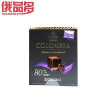奥焦雷哥伦比亚巧克力80%