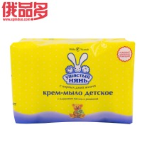 兔保姆牌橄榄油雏菊洁面皂